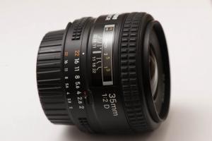 Nikkor AF 35mm f/2