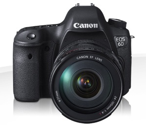 canon 6d face