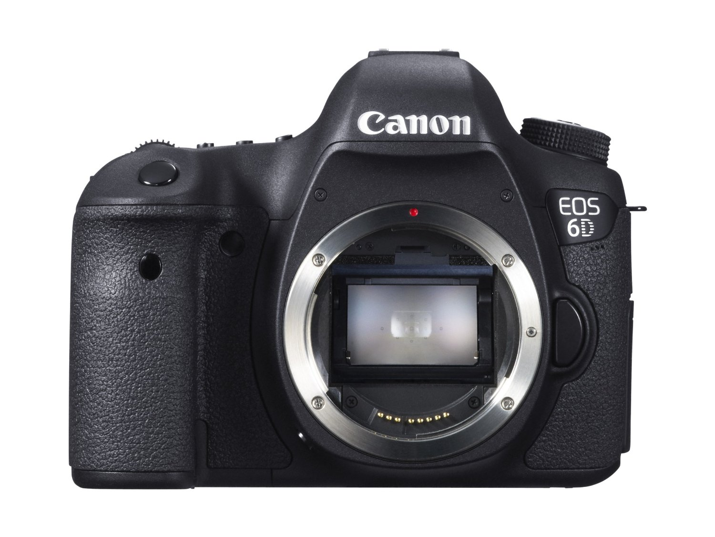 Canon 6D : Objectifs recommandés