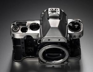 Nikon DF structure