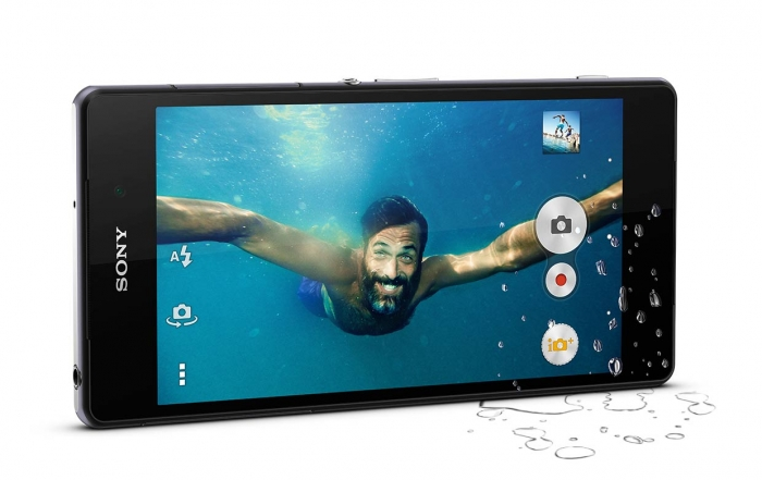 Smartphone Sony Xperia Z1 – Leader en mode photo