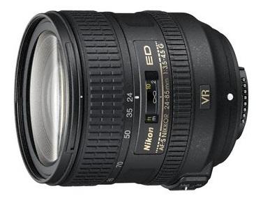 Test du Nikon 24-85mm VR