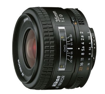 Test du Nikon 35mm