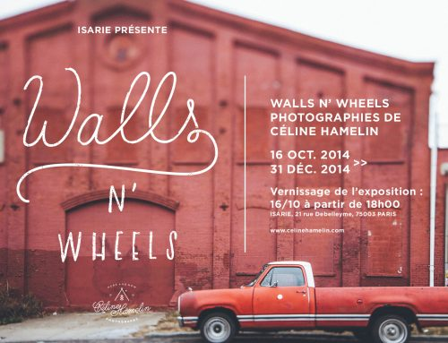 Celine Hamelin – Walls 'n Wheels