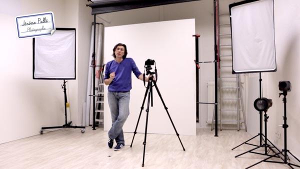 Formation photo en-ligne avec un Pro