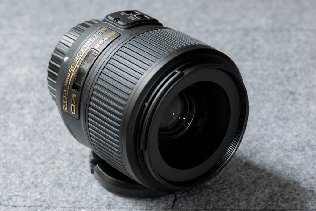 Nikon AF-S 35mm f/1.8G - Photoexposition.fr