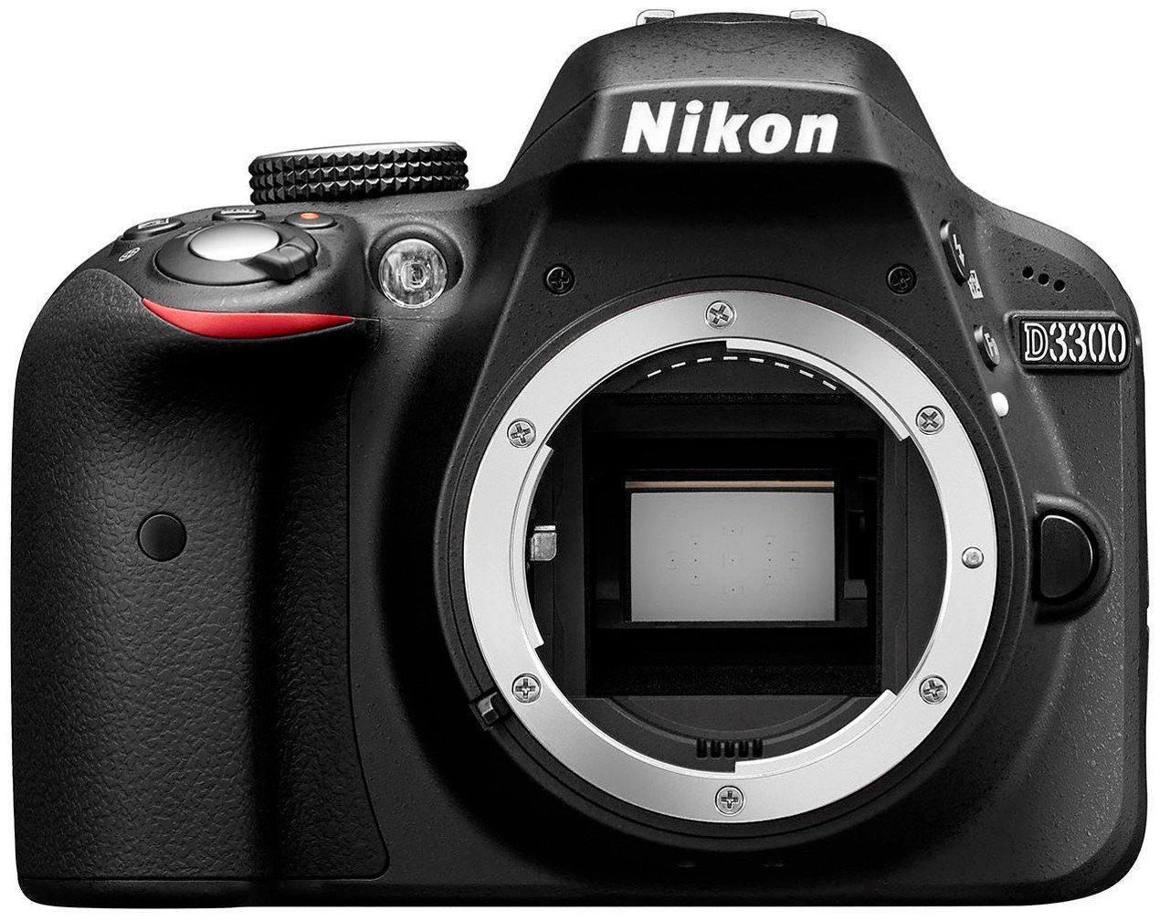 Objectifs recommandes pour Nikon D3300