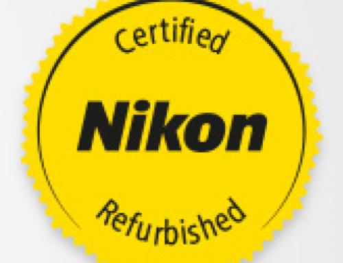 Nikon Refurb Store