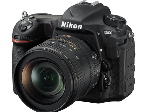 Nikon D500 – Prix de vente