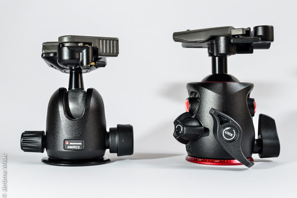 rotule ball manfrotto
