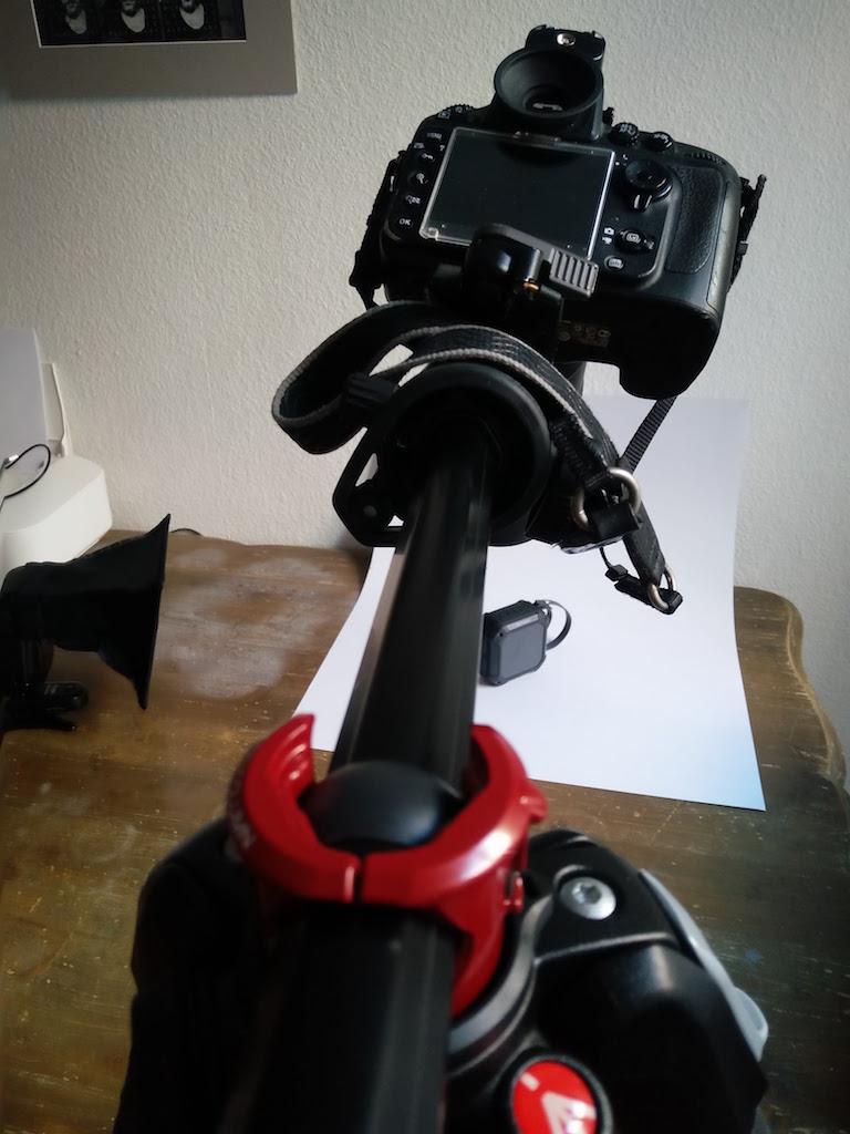 Manfrotto Nikon