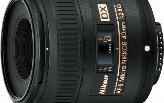 Nikon 40mm dx
