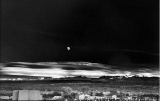 Moonrise Hernandez New Mexico