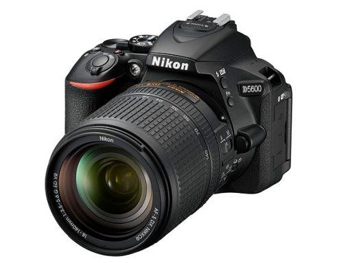 Nouveauté Nikon : Nikon D5600
