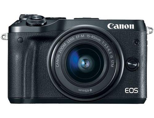 Nouveautés Canon : Canon M6 – Canon 800D – Canon 77D