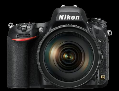 Nikon D750 – Objectifs recommandés