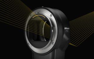 Nikon Z6_Hybride_Adaptateur_FTZ