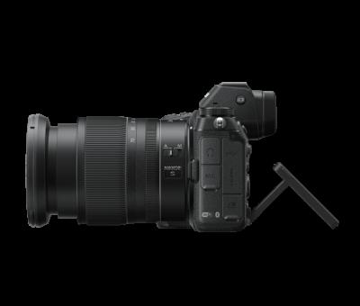 Nikon Z6_Hybride_coté_écran