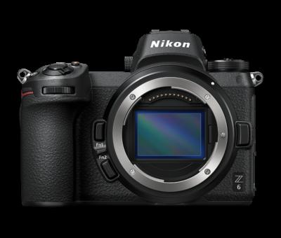 Nikon Z6_Hybride_nu
