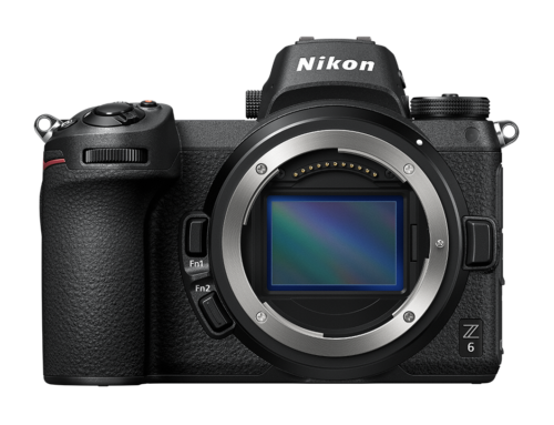 Nikon Z6 – Plein Format – Hybride