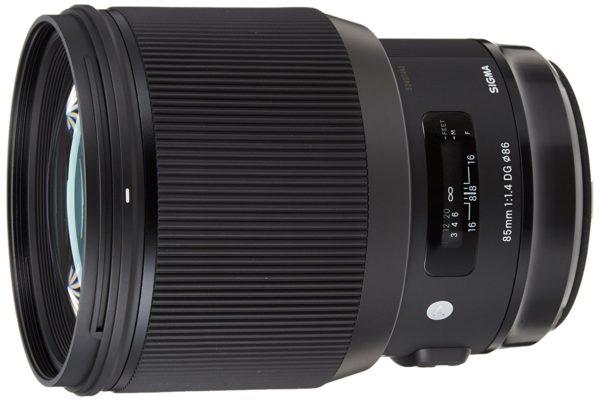 Canon 77D Sigma 85mm DG