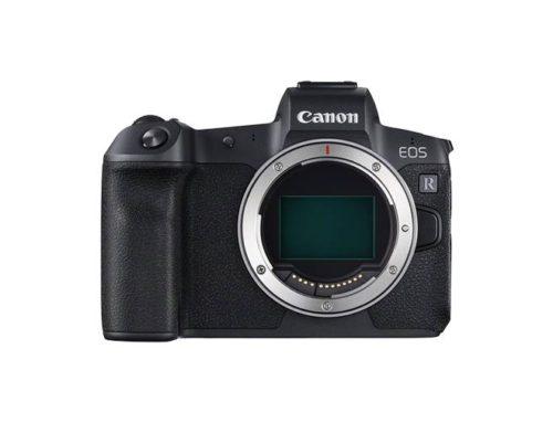 Canon EOS R – Plein Format – Hybride