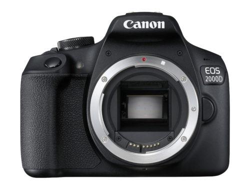 Objectifs recommandés pour Canon EOS 2000D