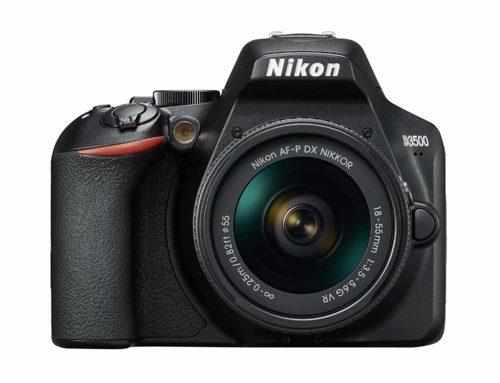 Objectifs recommandes pour Nikon D3500