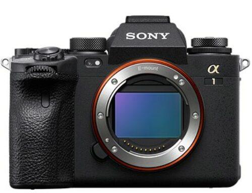 Sony Alpha 1 – Plein Format – Hybride